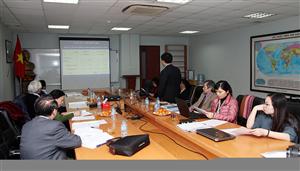 Hội đồng đạo đức Viện Thực phẩm chức năng họp nghiệm thu đề tài nghiên cứu đánh giá hiệu quả ngày 19/01/2017