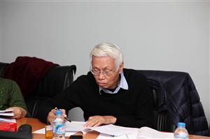 Ngày 13/03/2018, Hội đồng đạo đức - Viện TPCN tổ chức họp nghiệm thu đề tài
