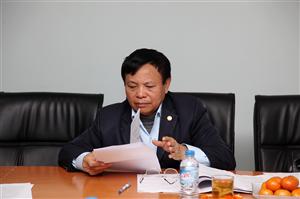 Hội đồng đạo đức họp nghiệm thu đề tài BKN